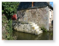 Ancien moulin.