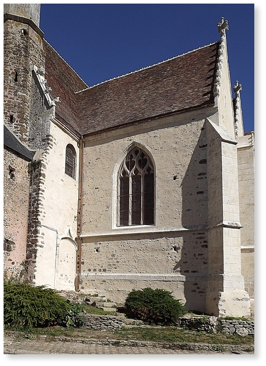 Restauration de l'église
