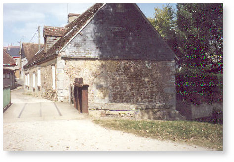 Ancien moulin de Brou